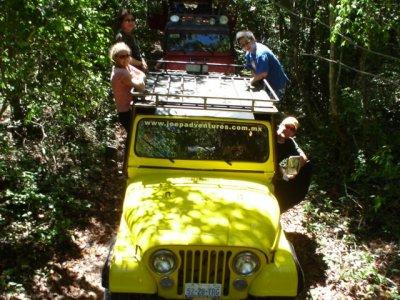 Jeep Adventures Tours