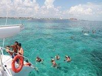 Snorkel on the reef