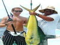 Excelente pesca con Eduardos Tours
