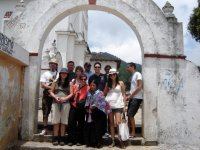 Tourism in Mexican towns