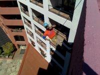 Rappel in buildings