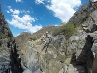 Better two rappel than one