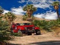 Jeeps ride