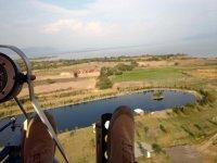 Disfruta de los paisajes volando