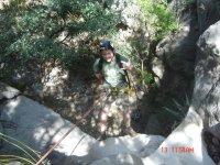 En el descenso