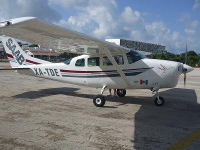 Cancun Airplane Tours Vuelo en Avioneta