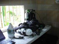 Dive equipment
