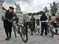 Guide in chapultepec