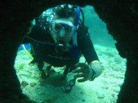 Scuba diving in Acapulco