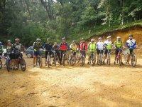 grupo de bici