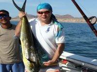Pescando en la Baja