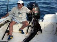 Pesca pez espada