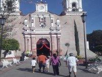 churches of ixtapan de la sal