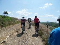 ruta ciclista