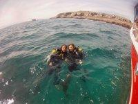 Buceando en Vallarta