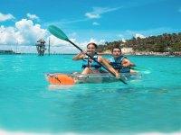 Caribbean kayak