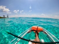 Kayak in the Marmaribe