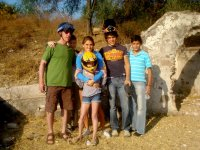 Backpacking tours