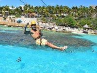 Caribbean Zipline
