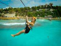 Flying Zipline