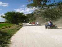 Rural roads with easy access