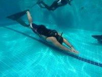 nada con snorkel