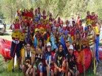 grupos de rafting