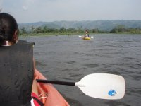 Rowing in Veracruz