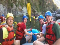 recorridos de rafting