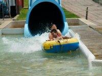 Wave pool water fun Family Fun