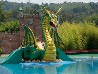 The anaconda Dragon Island Pirate Lagoon -999
