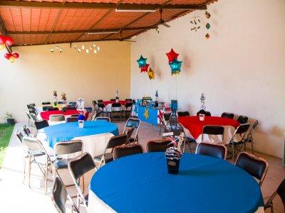 Terraza Los Peques Salones De Fiestas Infantiles