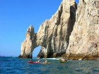 Kayak en Los Cabos