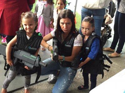 Combat Adventure Salones de Fiestas Infantiles