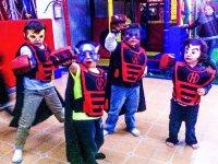 Puños Superheroes