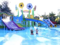 Fun for kids in the children's area