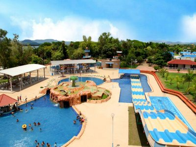 Parque Acuático Los Cascabeles
