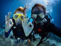 descubre las profundidades marinas