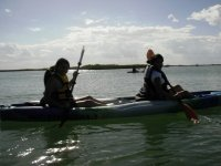 Viaje en kayak