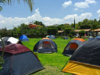 Camping en Tephe