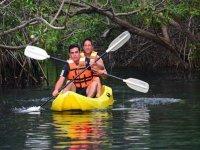 Kayaking in mnglares