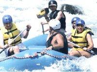 Aventura de Rafting