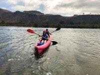 The best kayak landscapes