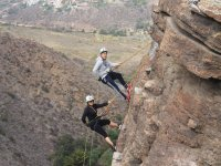 Rock descents