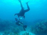 Descubriendo un nuevo mundo bajo el Mar Caribe