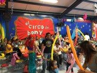 Fiesta con la Sirenita en Benito Juarez