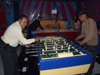 Futbolito en Benito Juarez