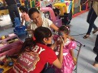 Maquillaje de fantasía para niños