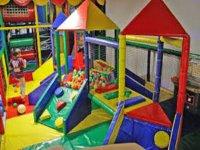 Zona de juegos para niños más pequeños