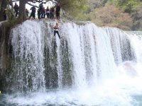 The highest waterfall